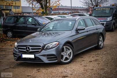 Mercedes-Benz Klasa E W213 400 4Matic 333KM 9G-Tronic / Pakiet AMG