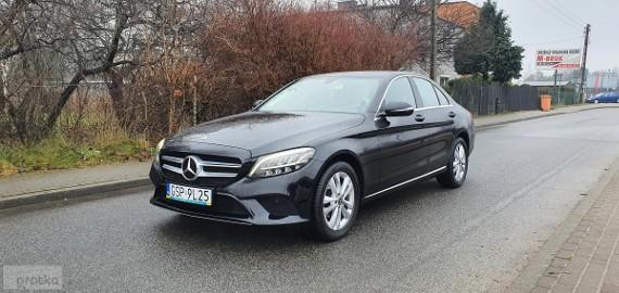 Mercedes-Benz Klasa C W205 C180 / Polski Salon / Avantgarde / Serwisowany !!