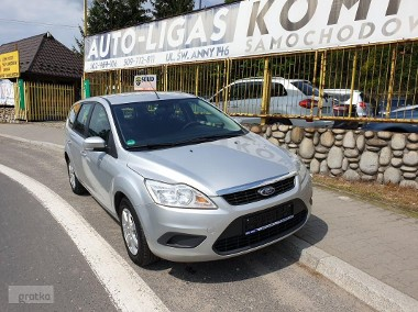 Ford Focus II FOCUS 1.6TDCI BEZWYPADKOWY, NOWY ROZRZĄD!-1