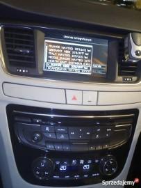 Peugeot 508 aktualizacja mapy oryginalna Nowość 2021 1ed.