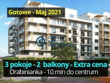 Nowe mieszkanie Rzeszów, ul. Miła