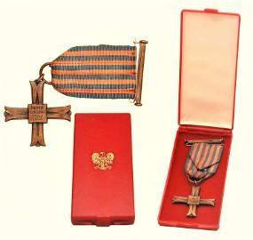 KUPIĘ WOJSKOWE STARE ODZNACZENIA,odznaki,medale,ordery