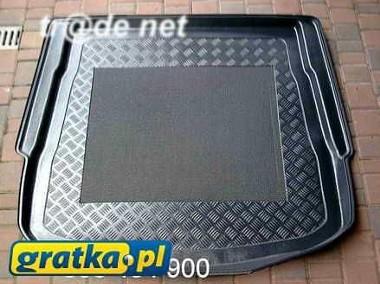 FORD MONDEO MK4 LFB/HB d 2010 do 2014 - mata bagażnika - idealnie dopasowana do kształtu bagażnika; koło zapasowe pelnowymiarowe Ford Mondeo-1