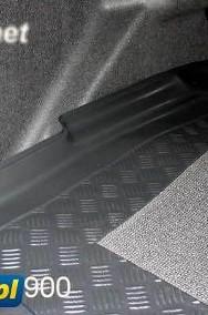FORD MONDEO MK4 LFB/HB d 2010 do 2014 - mata bagażnika - idealnie dopasowana do kształtu bagażnika; koło zapasowe pelnowymiarowe Ford Mondeo-2
