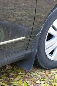 TOYOTA COROLLA VERSO chlapacze gumowe komplet 4 sztuk blotochronów Toyota Corolla-3