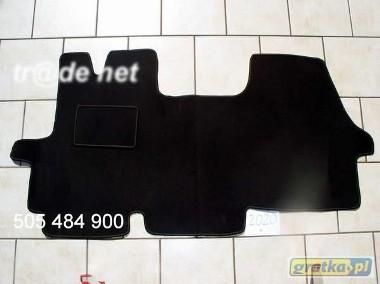 Peugeot Boxer III od 2007r. najwyższej jakości dywaniki samochodowe z grubego weluru z gumą od spodu, dedykowane Peugeot Boxer-1