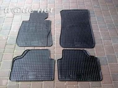 BMW 3 E90 - sedan od 2005 do 2012 r. dywaniki gumowe wysokiej jakości idealnie dopasowane BMW SERIA 3-1