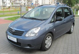 Toyota Corolla Verso II 1,6 benzyna-POLKI SALON-Jeden właściciel od począt