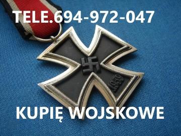 kupie stare wojskowe szable,bagnety,mundury telefon 694972047
