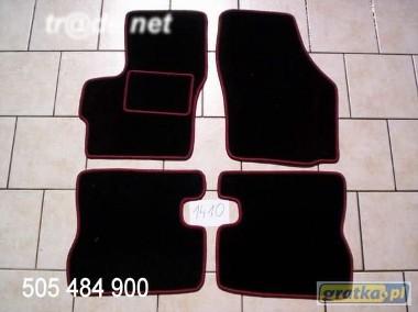 Mazda 3 2003-2009 najwyższej jakości dywaniki samochodowe z grubego weluru z gumą od spodu, dedykowane Mazda 3-1