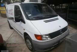 Mercedes-Benz Vito sprzedam mercedes vito 2,2 cdi 3 osoby blaszak hak