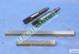 Listwa zębata tokarki TUG40 19x22x470 tel. 601273539