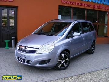 Opel Zafira B Navigacja