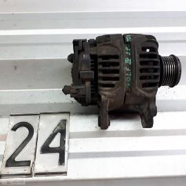 VW GOLF IV 1.9 TDI ALTERNATOR 90A BOSCH 038903023L