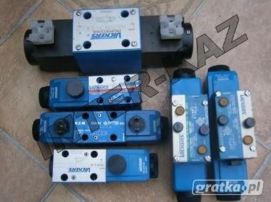 Rozdzielacz proporcjonalny VICKERS EATON KBCG5 3 160D ZTM1 4A PC7H1 40-1