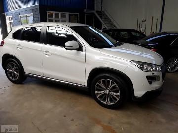 Peugeot 4x4 xenony
