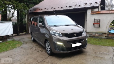"Peugeot Traveller DANGEL 4x4 2.0HDi 150PS ""JEDYNY 4x4 W PL"" 3szt."