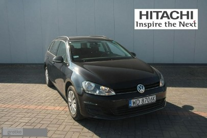 Volkswagen Golf Sportsvan 1.6 TDi 110 KM, Comfortline, Pakiet Business