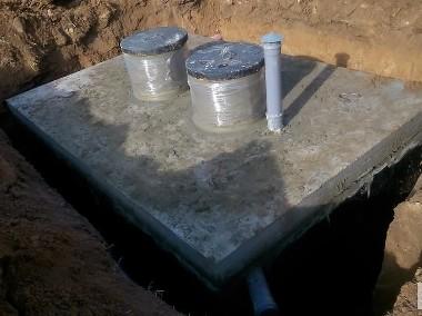 Szambo betonowe Olkusz kompleksowo szamba Szambud-1