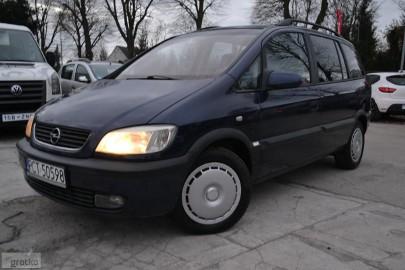 Opel Zafira A 1.6 16V Elegance