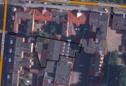 Centrum Słupsk Lokal Usługowo Biurowy Wiata Działka 1006+1800m2, budynki 1125m2