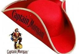 Oryginalny kapelusz Pirata Kapitan Morgan Czapka piracka!