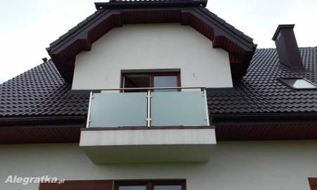 Balustrady nierdzewne ( szklane, ozdobne)