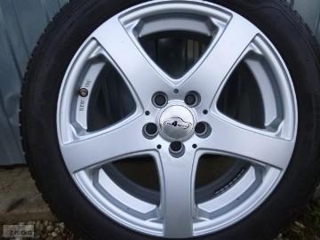TOYOTA-Felgi Aluminiowe kompletne z Nowymi oponami zimowymi Toyota Prius