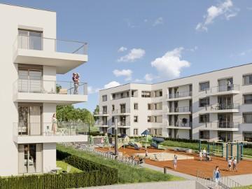 Nowe mieszkanie Gdańsk Stogi, ul. Skiby