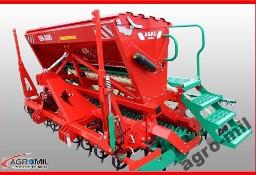 Zestaw siewny agregat uprawowo siewny siewnik zbożowy AGRO-MASZ