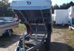 DB-009 Przyczepa Kipper PW1.2 ECO, 438x167x40cm, z wywrotem jednostronnym, DMC 2000kg