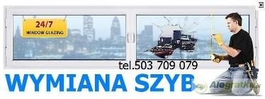 wymiana okna szyb Gdynia