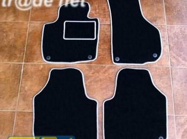 Skoda Superb II od 2009 do 2015 r. Kombi najwyższej jakości dywaniki samochodowe z grubego weluru z gumą od spodu, dedykowane Skoda Superb-1