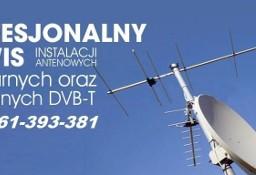 Ustawianie anten satelitarnych Kielce i okolice Gwarancja