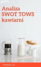 Analiza SWOT TOWS kawiarni