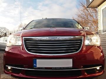 Chrysler Town & Country V 2.0 ECO 287 KM 7 OSÓB KLIMA ALU-FELGI EKRAN LED