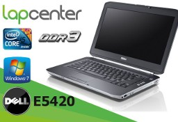 Solidny DELL LATITUDE E5420 CORE i5-2520M 4GB 250GB HDD LapCenter.pl