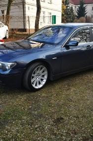 BMW SERIA 7-2