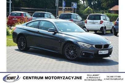 BMW SERIA 4 I (F36) 420 M Pakiet - 2016r - Bogate wyposażenie, ZADBANY