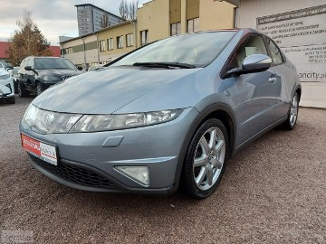 Honda Civic VIII 1.8 benz, Executive, full, ASO, stan idealny!