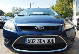 Ford Focus II 2.0BENZYNA 145KM CABRIO KLIMATYZACJA GRZANE FOTELE