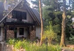 Duży dom z warsztatem, Zalesie Górne