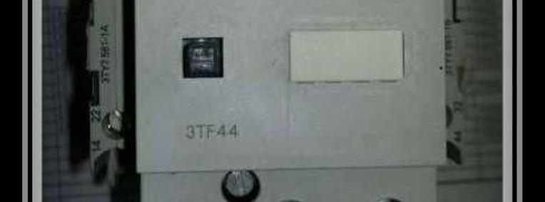 Stycznik siemens 3TF44 ; cewka 24V DC-1