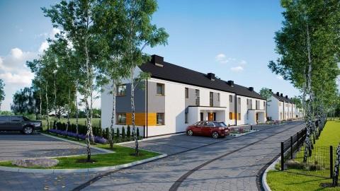Nowe mieszkanie Wieliczka Krzyszkowice, ul. Wieliczka Krzyszkowicka 50 m2 Strych Słoneczne Ogrody