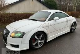 Audi TT I (8N) Coupe 1.8T Quattro PROJECT