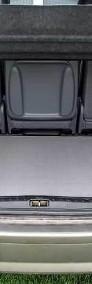 VW Touran od 09.2010 do 2015 r. 5 os. najwyższej jakości bagażnikowa mata samochodowa z grubego weluru z gumą od spodu, dedykowana Volkswagen Touran-4