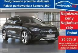Mercedes-Benz Klasa GLA Linia Progresive, Pak. Advantage, KEYLESS GO, Kamera 360