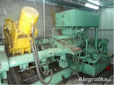 brykieciarka ( prasa ) do stalowych i żeliwnych wiórów-250 ton-1