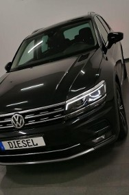 Volkswagen Tiguan II 150KM LIFT HIGHLINE BILED Navi ACC Klimax3 Chrom Reling PDC OPS Alu-2