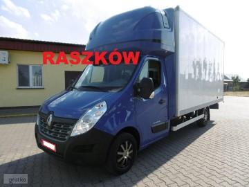 Renault Master Renault master 2.3 165 km polski salon 9 paletowy KONTENER